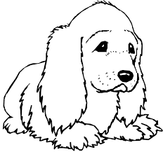 Small Picture Free Dog Coloring Pages For Kids Kids Colouring Pages dog