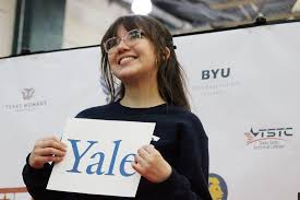 Waxahachie Global High salutatorian talks culture, Yale acceptance ...