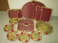 Gift Tray Decoration Pin by Shalu Handa on saree packing Pinterest Trays Marriage 11