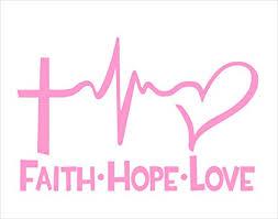 faith hope love wallpaper. Exellent Love Faith Hope Love PINK 6u0026quot X 4u0026quot Die Cut Decal Bumper Sticker For Wallpaper