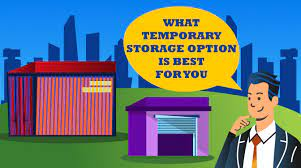 Which Temporary Storage Option Is Best For You Movebuddha