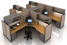 Cubicle for office Decorated Modular Cubicles For Office Pinterest Modular Cubicles For Office Office Workstation Staff Areaio