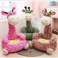 kids beanbag sofa chairs child bean bag portable seat relaxing chairs cute plush toys and stuffed animals corner sofa in stuffed plush animals from