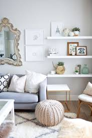 Wall Shelves Living Room 1000 Ideas About Gallery Wall Shelves On Pinterest Decorating