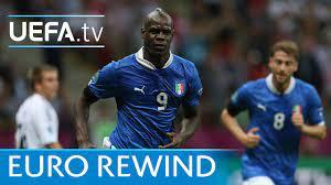 EURO 2012 highlights: Italy 2-1 Germany - YouTube