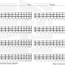 Blank Ukulele Chord Chart Printable Index Of Wp Content Uploads 2016 06