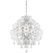 isabella s crown 8 light chrome chandelier minka lavery