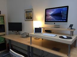 standing desk ikea hack. Beautiful Hack Picture Of Another All Ikea Standing Desk On Hack E