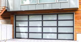 aluminium glass garage doors 8800