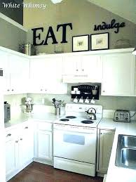 above kitchen cabinets ideas above kitchen cabinet decor ideas space above kitchen cabinets ideas for decorating