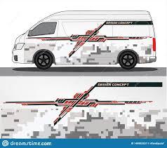 Toyota Hiace Sticker Design Vinyls Sticker Set Decals For Car Truck Mini Bus Modify