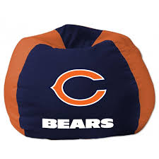 chicago bears nfl bean bag chair full size