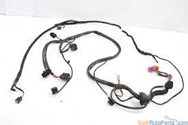 05 11 audi a6 c6 4 2l windshield wiper motor wiring harness 20052011 06 07 08 09 10 audi a6 c6 windshield wiper motor wiring harness