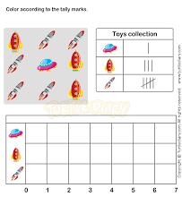 Tally Chart Worksheet 9 Math Worksheets Grade 1