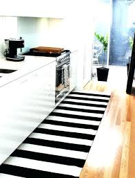 contemporary runner rugs modern wool runner rugs black for hallway kitchen contemporary white with cabinetry and striped rug wooden