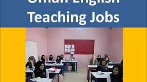 Oman English Teaching Jobs Youtube