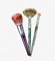 cosmetics graphic design ilration makeup brush bination png 1626 1775 free transpa cosmetics png