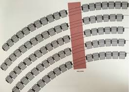 How To Make An Auditorium Seating Chart Auditorium Seating Layout Dimensions Guide Theatre