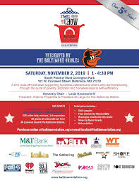 Samples Of Tickets For Events 5th Annual Stars Stripes And Chow The Baltimore Station
