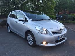 2011 Toyota Verso 2.0 D-4D TR 5dr (7 Seat) PAN/ROOF | in Small ...