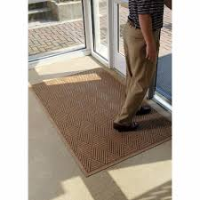 waterhog fashion diamond indoor outdoor entrance mat 35x46 inches outside entrance