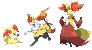 Pokemon Vortex Evolution Chart Chesnaught Delphox And Greninja Leaked Pokedit News