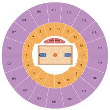 Mackey Arena Seating Chart West Lafayette