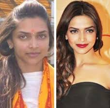 because behind every pretty actress there is an army of makeup artists but not when they are off duty here are some b town actresses who were caught