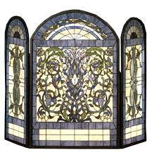 stained glass fireplace screen frame stained glass fireplace screen frame manufacturer directory suppliers manufacturers fireplace doors