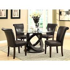 round espresso dining table create a refined dining experience with this diameter dining table featuring a round espresso dining table