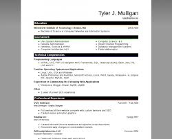 Microsoft Template Resume Inspiration Resume Free Downloadable Resumes In Word Format Free Resume