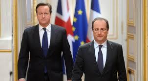 لندن - بريطانيا وفرنسا تستنكران دور روسيا في سوريا