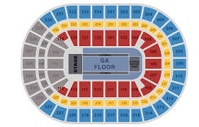 Chicago First Lady Seating Chart Lady Gaga United Center