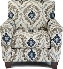 Blue Pattern Accent Chair Best Blue Swivel Accent Chair Unique Blue Pattern Accent Chair Navy