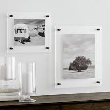 white 5x7 frames metal floating acrylic wall frame light multi color photo frames from the philippines