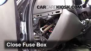 interior fuse box location gmc sierra hd  interior fuse box location 1999 2007 gmc sierra 2500 hd 2004 gmc sierra 2500 hd 6 0l v8 extended cab pickup 4 door