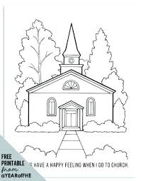 Church Coloring Pages Printable Seven Sacraments Coloring Pages