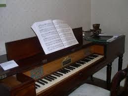 Resultado de imagen de biblioteca y piano padre jane austen