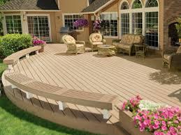 Backyard Deck Design New Decorating