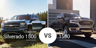 Chevy Silverado 1500 Vs. Ram 1500: Battle of the Redesigns