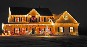 superb exterior house lights 4. Vancouver Christmas Light Installation Superb Exterior House Lights 4