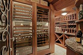 wine cellar houston. Plain Wine A Serious Wine Cellar In Houston In C
