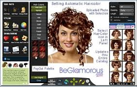 curly hairstyles try them on your