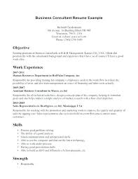 Consultant Resume Example New Consulting Resume Samples Scottcrosler