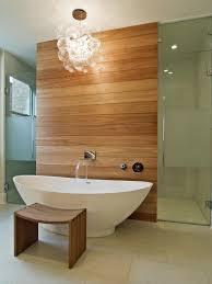 lighting fixtures for bathrooms. bathroomsmodern bathroom with oval modern bathtub and wooden stool under ulra glass chandelier lighting fixtures for bathrooms