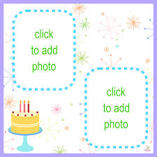 imikimi zo birthday frames happy cake