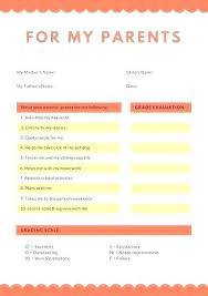 Pet Sitting Report Card Template Onemonthnovel Info
