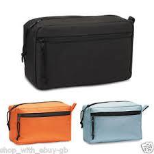 image is loading polyester nylon las mens wash bag travel bag