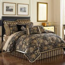 bed bedding bedroom king black taupe comforter set from bed pertaining to stylish bed