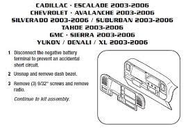 2006 escalade wiring diagram wiring diagrams best 2006 cadillac escalade installation parts harness wires kits 2006 cadillac escalade wiring diagram